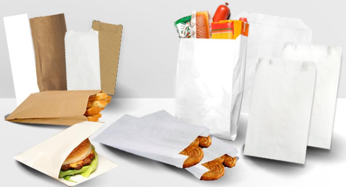 упаковочные пакеты фольга